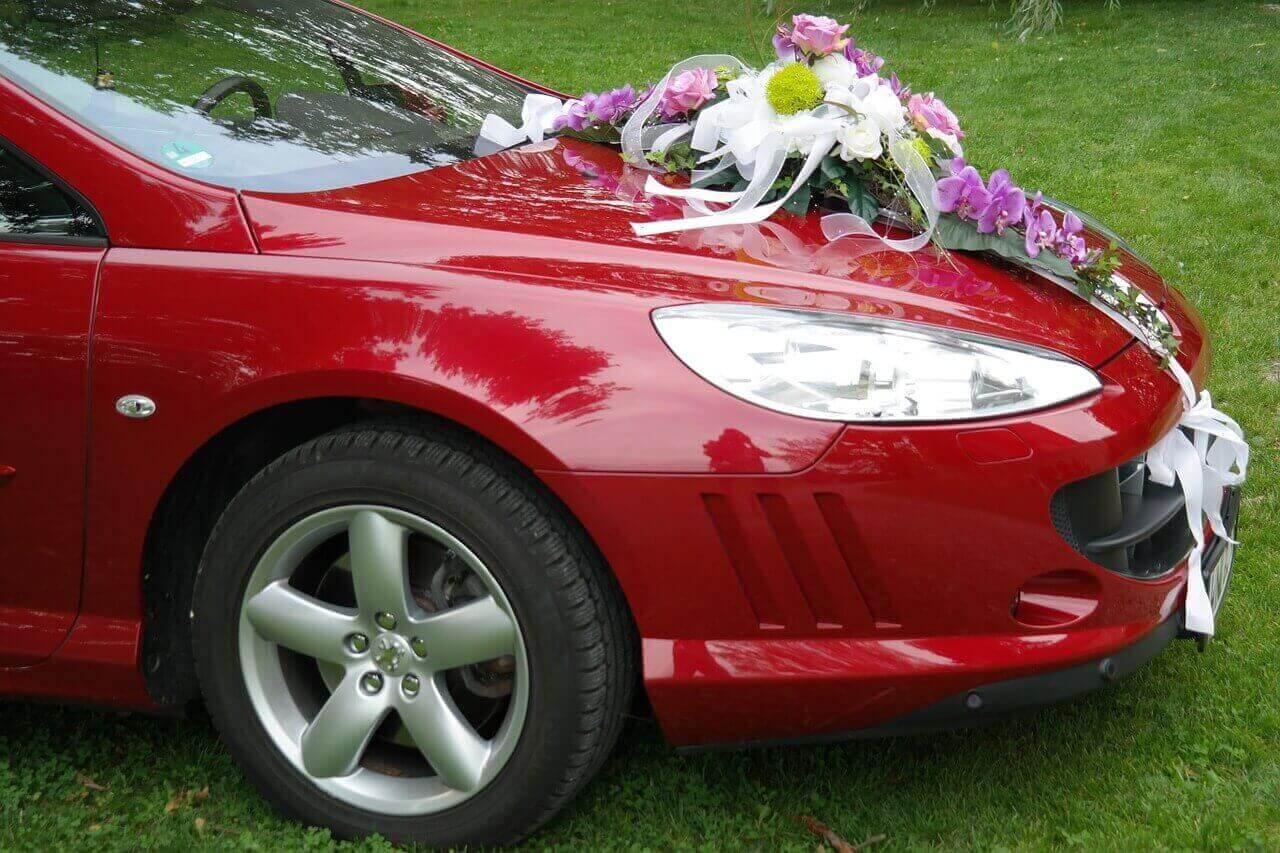 בחירת רכב לחתונה